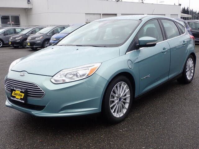 2012 Ford Focus Electric Hatchback