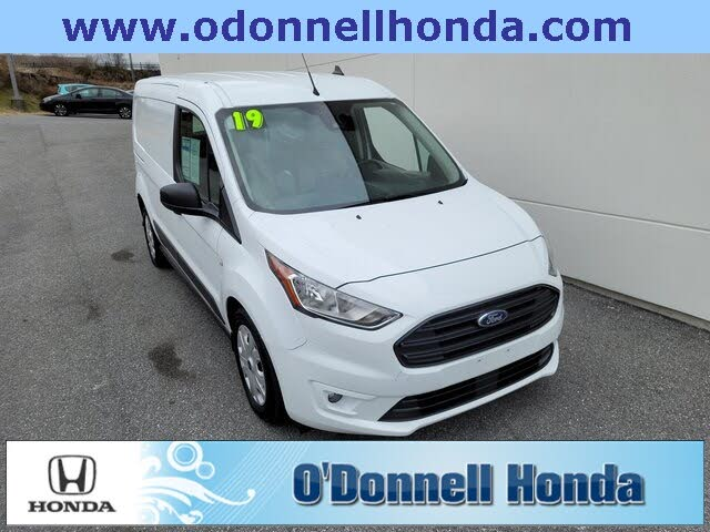 2019 Ford Transit Connect Cargo XLT LWB FWD with Rear Liftgate