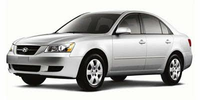 2007 Hyundai Sonata GLS FWD