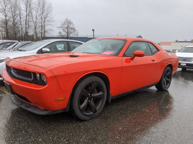2014 Dodge Challenger SXT Plus RWD