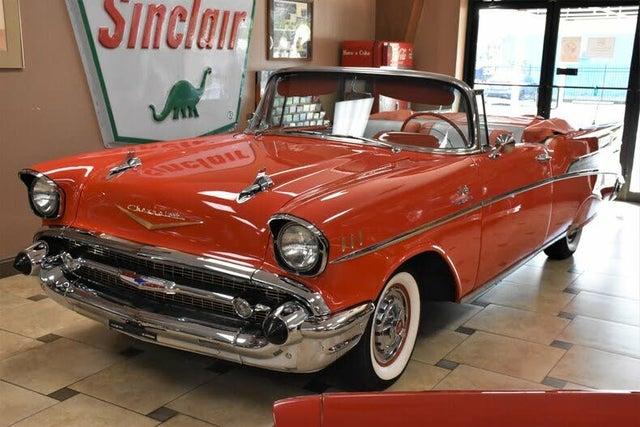 1957 Chevrolet Bel Air Convertible RWD
