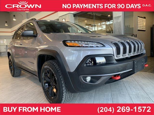 2018 Jeep Cherokee Trailhawk L Plus 4WD