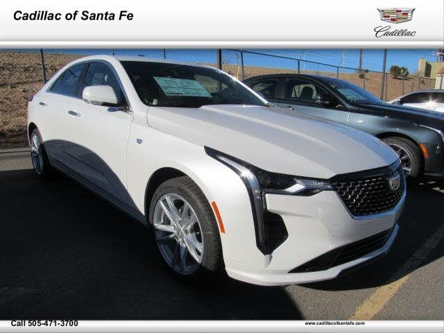 2021 Cadillac CT4 Luxury AWD