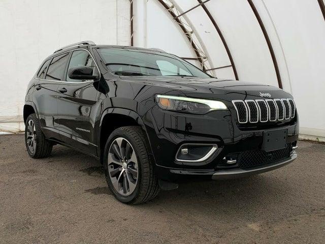 2020 Jeep Cherokee Overland 4WD