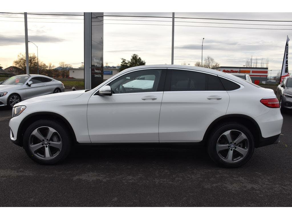 Used 2017 Mercedes Benz Glc Class Glc 300 Coupe 4matic For Sale Right Now Cargurus