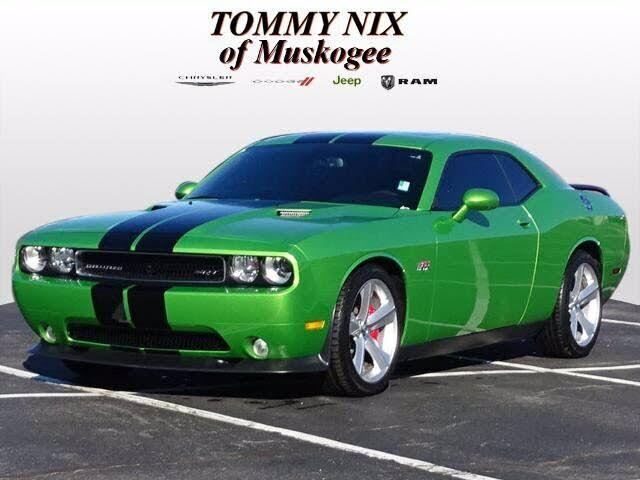 2011 Dodge Challenger SRT8 392 RWD