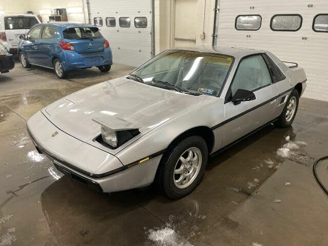 1985 Pontiac Fiero Sport