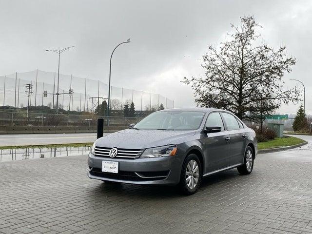 2013 Volkswagen Passat Trendline