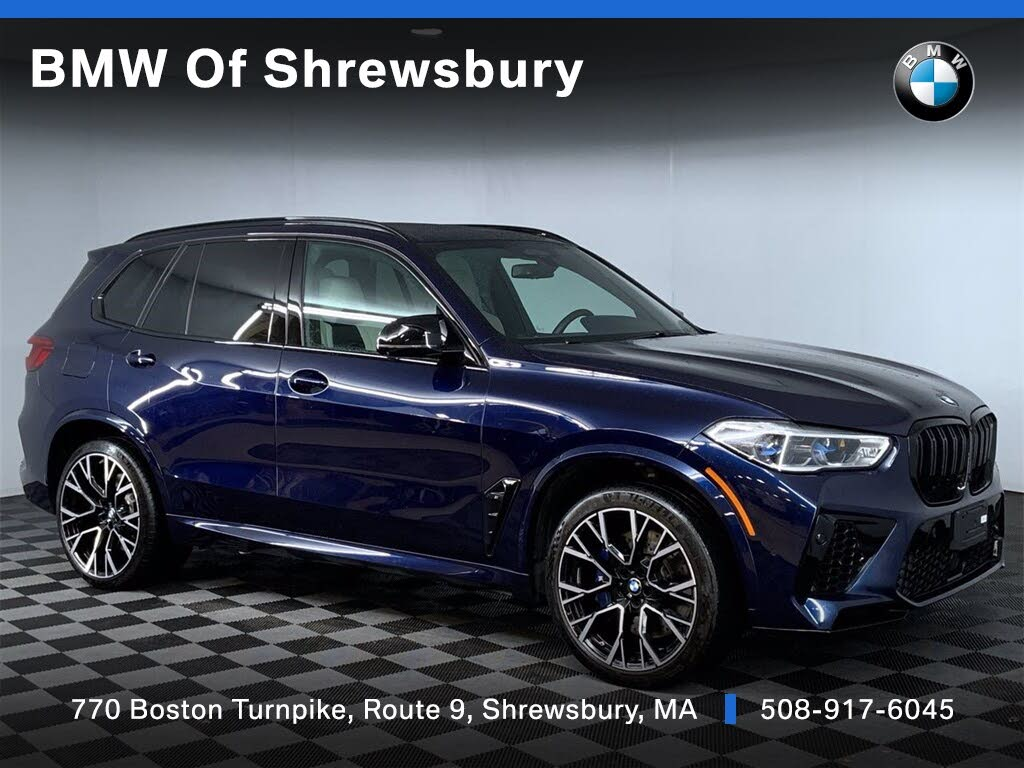 Used 2020 Bmw X5 M Competition Sports Activity Vehicle Awd For Sale Right Now Cargurus