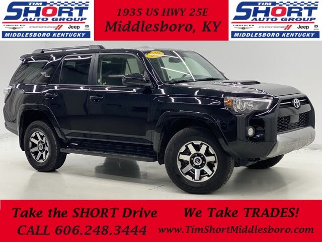 2020 Toyota 4Runner TRD Off-Road 4WD