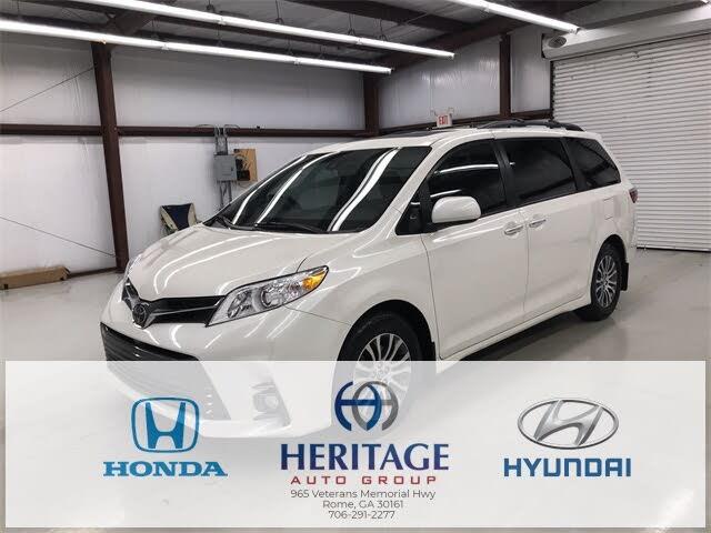 2018 Toyota Sienna Limited 7-Passenger FWD