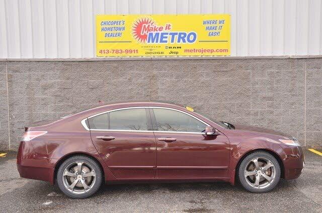 2011 Acura TL SH-AWD