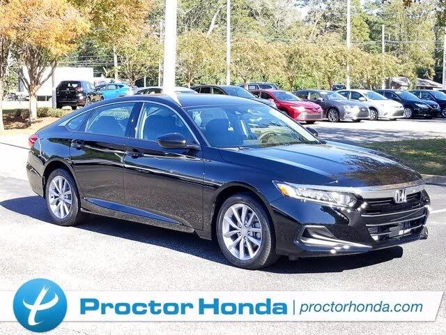 2021 Honda Accord LX FWD