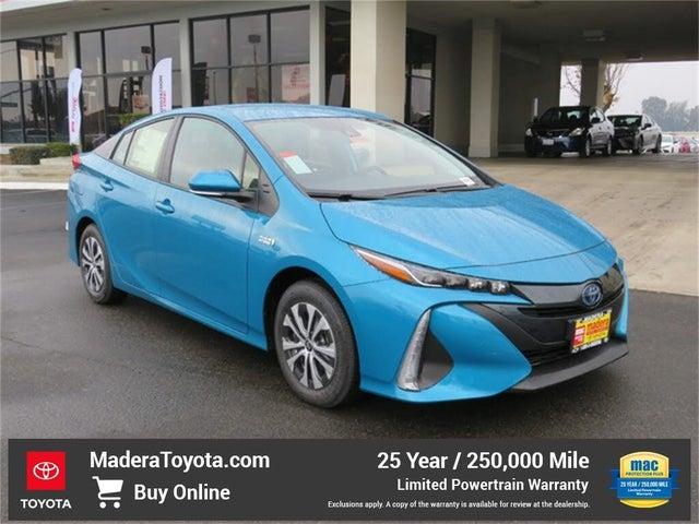 2021 Toyota Prius Prime XLE FWD
