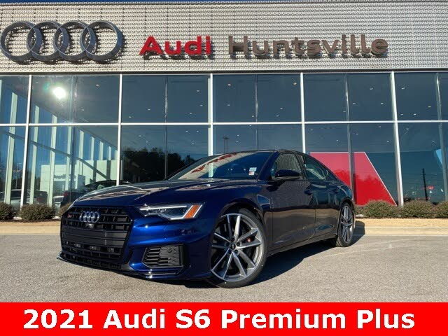 2021 Audi S6 2.9T quattro Premium Plus Sedan AWD