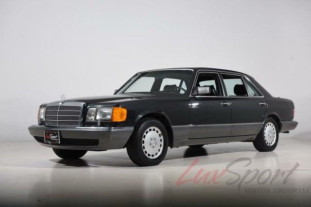 1990 Mercedes-Benz 300-Class 4 Dr 300SEL Sedan