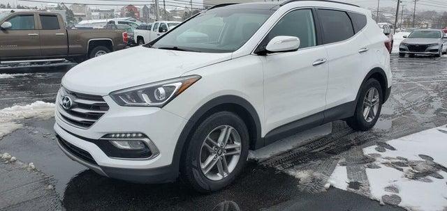 2017 Hyundai Santa Fe Sport 2.4L AWD