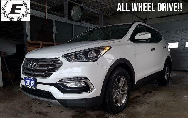 2018 Hyundai Santa Fe Sport 2.4L Premium AWD
