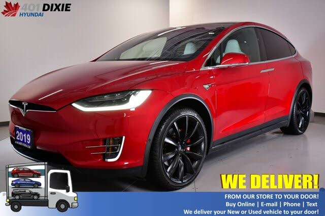 2019 Tesla Model X Performance AWD