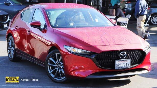 2020 Mazda MAZDA3 Hatchback FWD