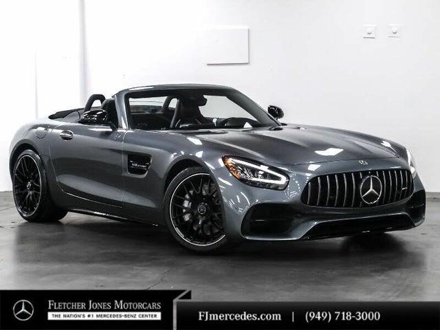 2020 Mercedes-Benz AMG GT Roadster RWD