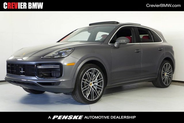 2020 Porsche Cayenne Turbo SUV AWD