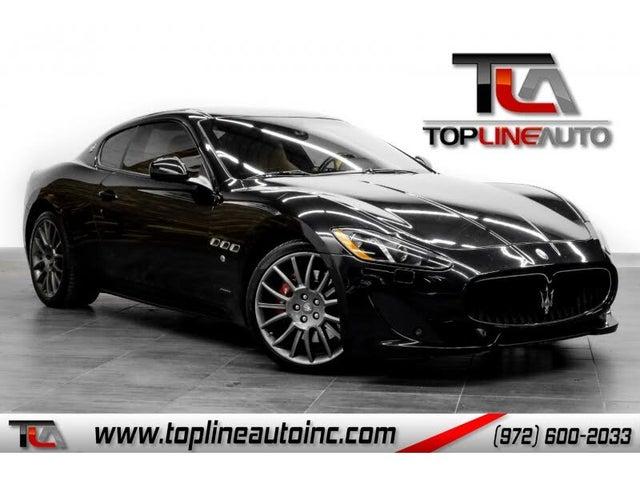 2013 Maserati GranTurismo MC Coupe RWD