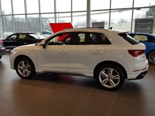 2021 Audi Q3 2.0T quattro Premium S Line AWD