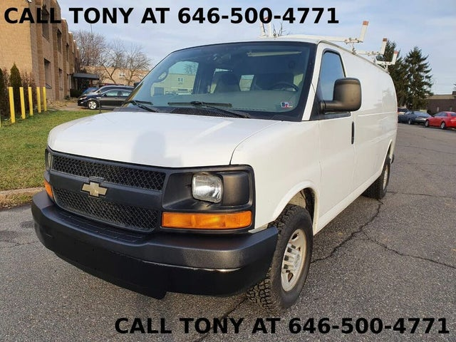 2008 Chevrolet Express Cargo 3500 Extended RWD
