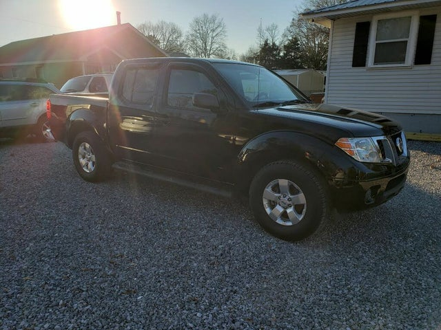 2012 Nissan Frontier SV V6 Crew Cab