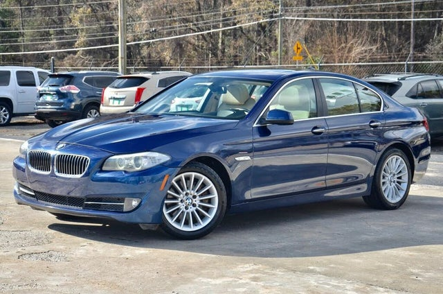 2013 BMW 5 Series 535i xDrive Sedan AWD