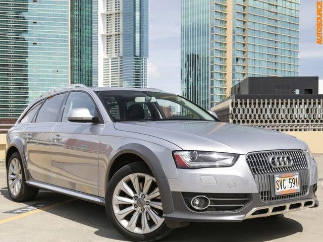 2016 Audi A4 Allroad 2.0T quattro Premium AWD