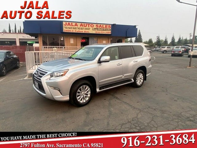2019 Lexus GX 460 Luxury AWD