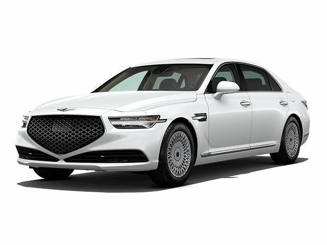 2021 Genesis G90 3.3T Premium AWD