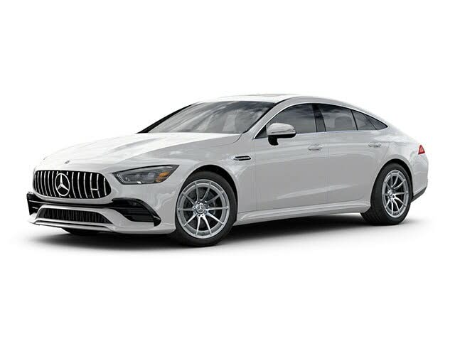 2021 Mercedes-Benz AMG GT 53 Coupe AWD