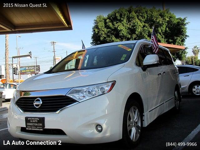 2015 Nissan Quest 3.5 SL