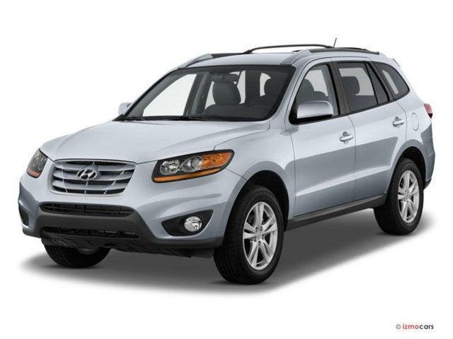 2010 Hyundai Santa Fe 2.4L GLS FWD