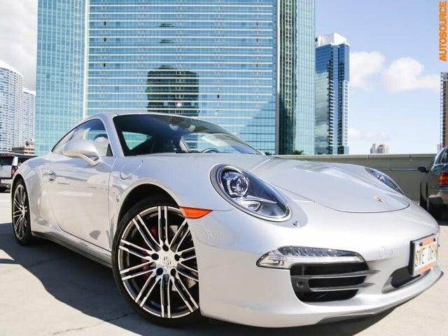 2016 Porsche 911 Carrera 4S Coupe AWD