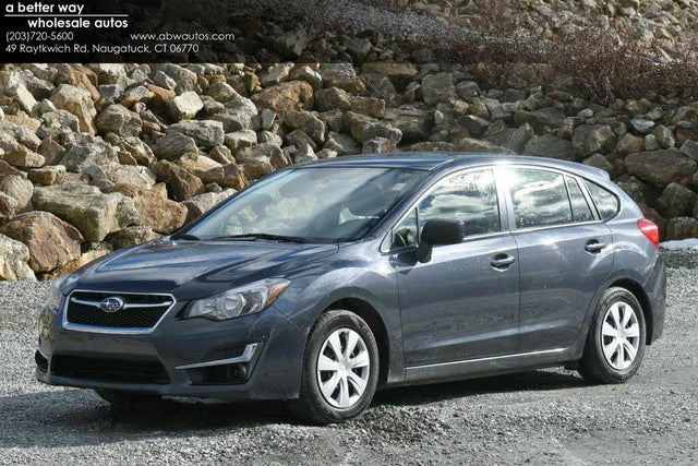 2016 Subaru Impreza 2.0i Hatchback AWD