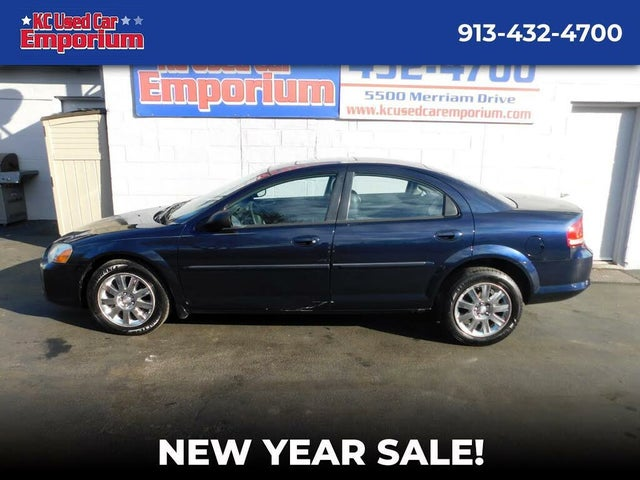 2004 Chrysler Sebring Limited Sedan FWD