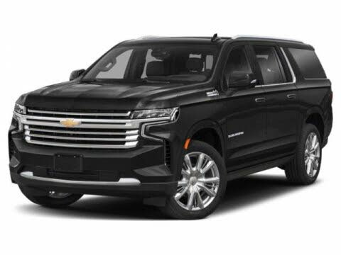 2021 Chevrolet Suburban High Country 4WD