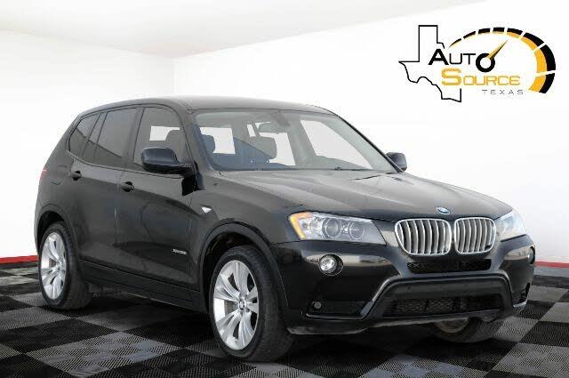 2014 BMW X3 xDrive35i AWD