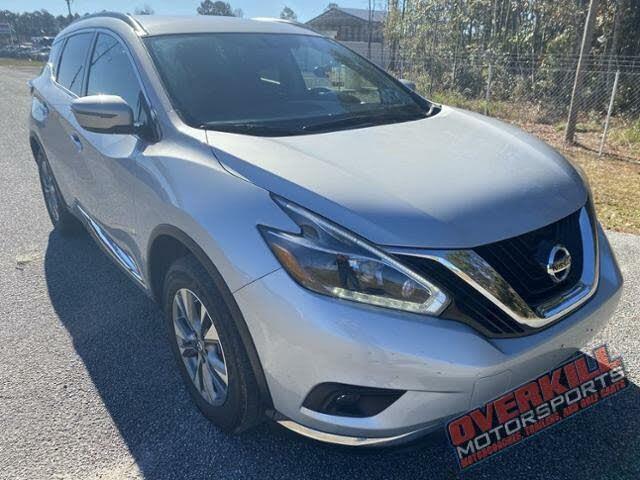 2018 Nissan Murano SV FWD