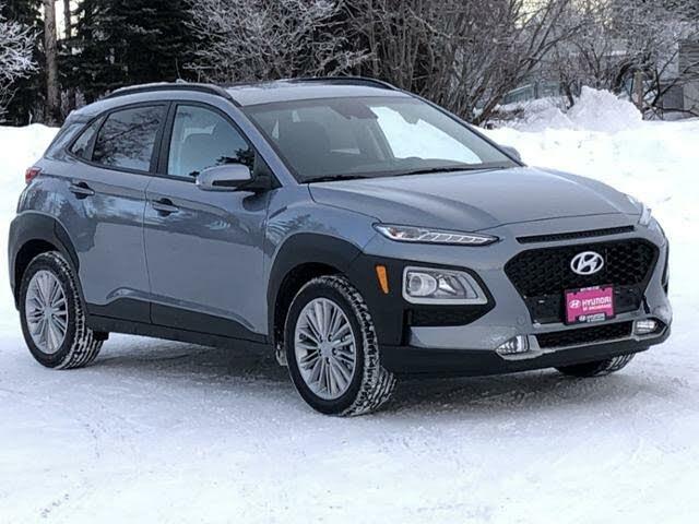 2021 Hyundai Kona SEL Plus AWD