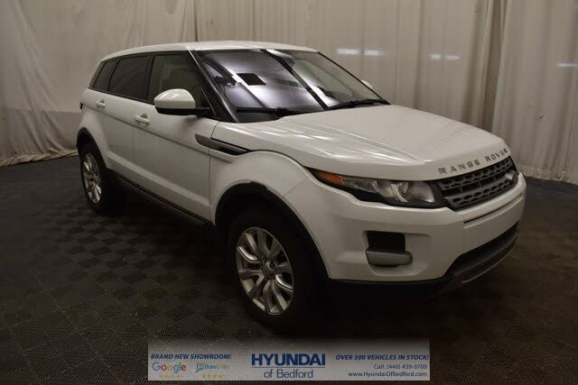 2014 Land Rover Range Rover Evoque Pure Hatchback