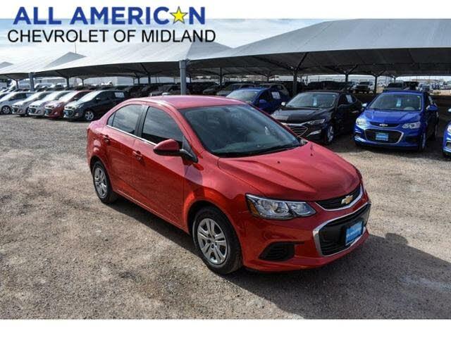 2020 Chevrolet Sonic LS Sedan FWD