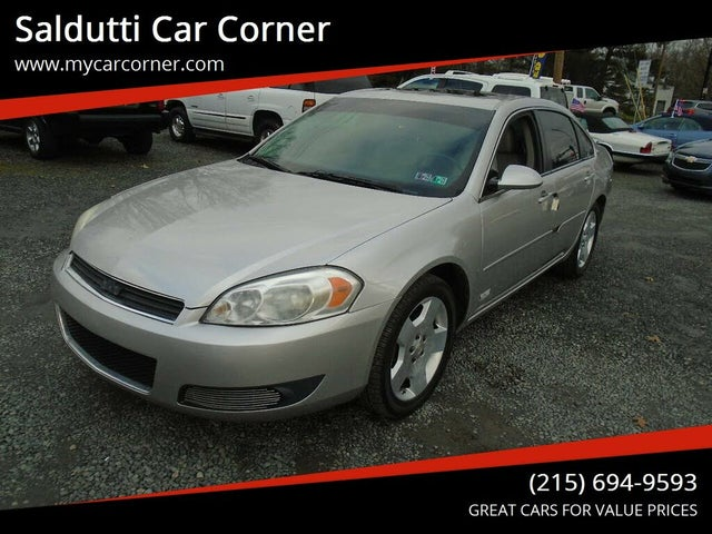 2006 Chevrolet Impala SS FWD