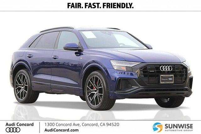 2020 Audi Q8 3.0T quattro Premium Plus AWD