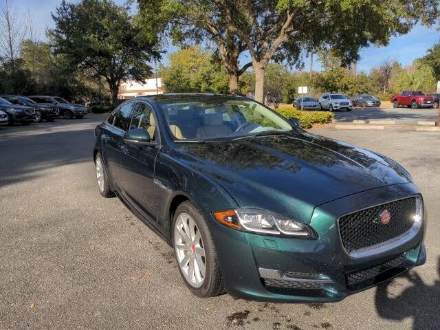 2016 Jaguar XJ-Series XJ R-Sport RWD