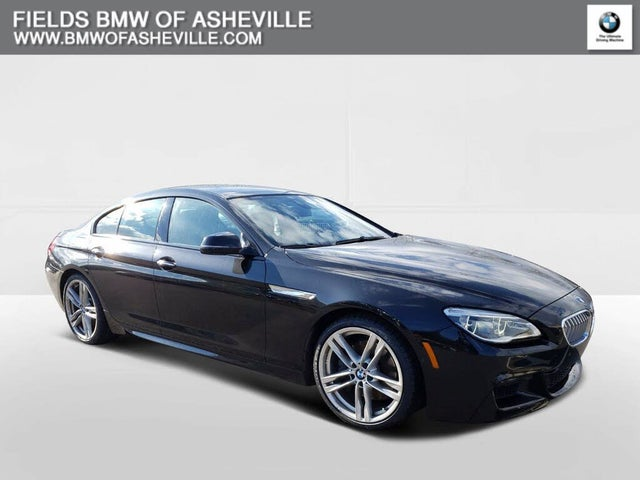 2017 BMW 6 Series 650i Gran Coupe RWD